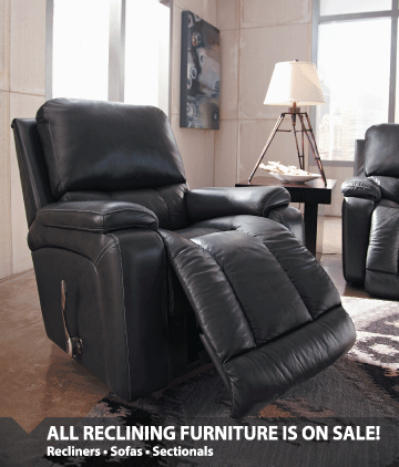 All Reclining Furniture On Sale