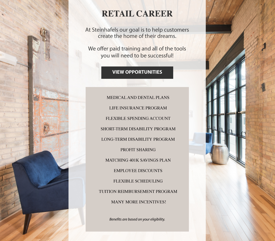 HR Retail Careers