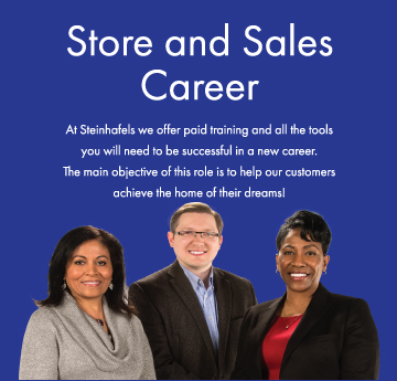 Store and Sales Jobs