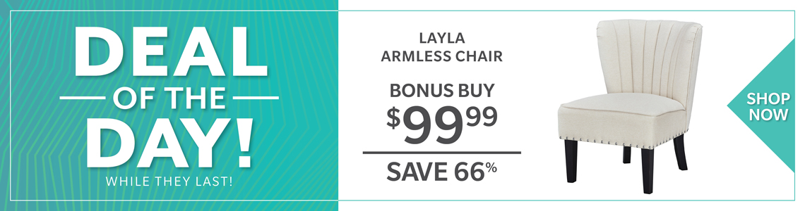 Deal of the Day Layla Chair