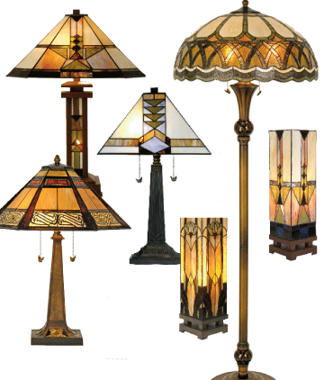 All Tiffany Lamps Are On Sale