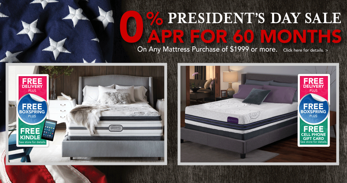 Presidents Day Mattress Revised