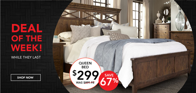 Deal Of The Day Bedroom