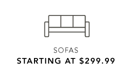 SOFAS STARTING AT
