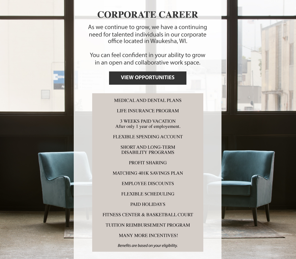 HR Corporate Careers