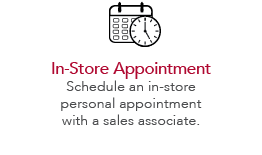 In-Store Appointment