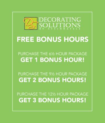 Free Bonus Hours