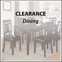 Clearance Dining