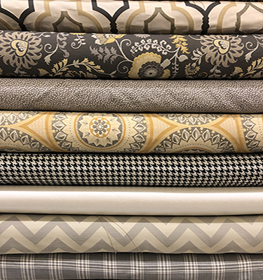 Patterned Fabric Swatches
